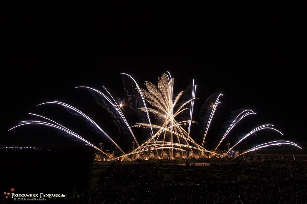 Feuerwerkswettbewerb in Hannover 2015: Philippinen, Dragon Fireworks