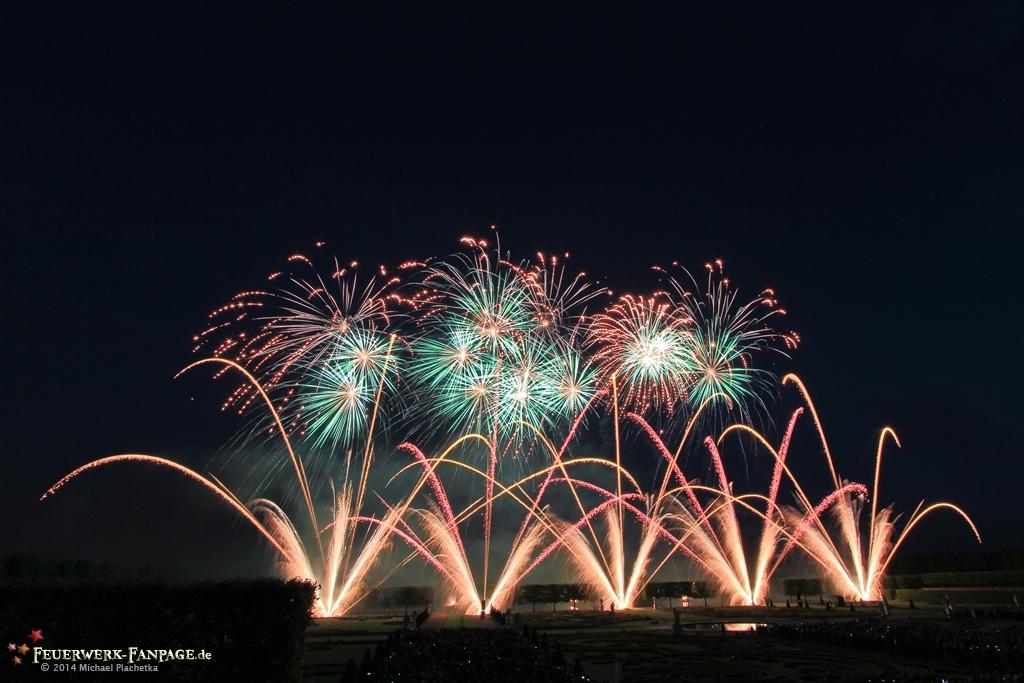 Feuerwerkswettbewerb in Hannover: England, 1st Galaxy Fireworks