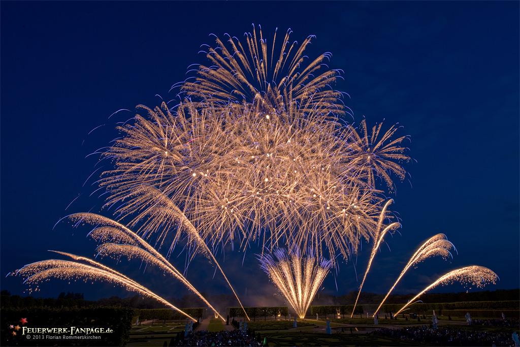 Feuerwerkswettbewerb in Hannover 2013: Frankreich, Intermède