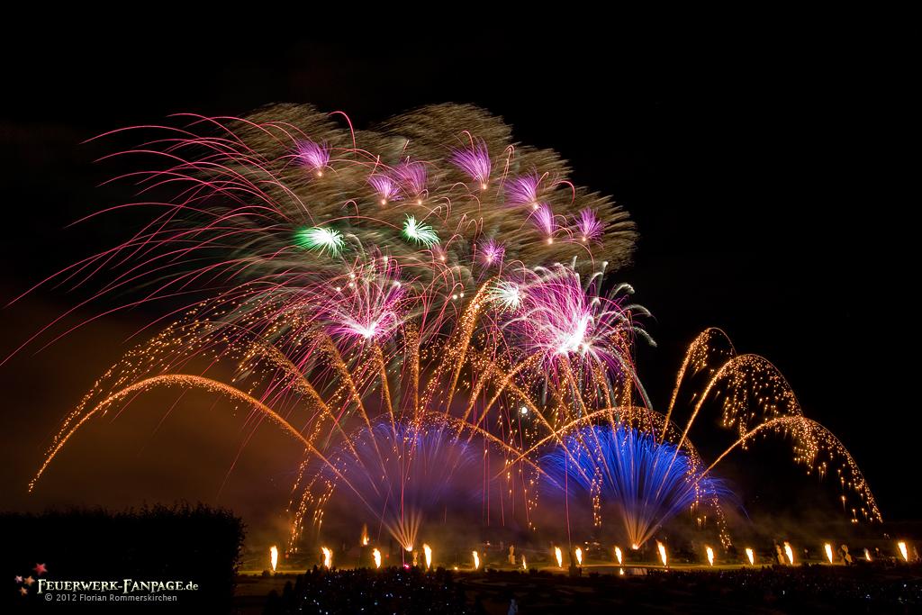 Feuerwerkswettbewerb in Hannover 2012: Kroatien, Mirnovec Pirotehnika