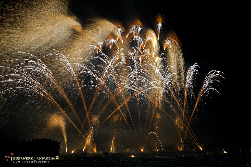 Feuerwerkswettbewerb in Hannover 2011: Spanien, Pirotecnia Europlá