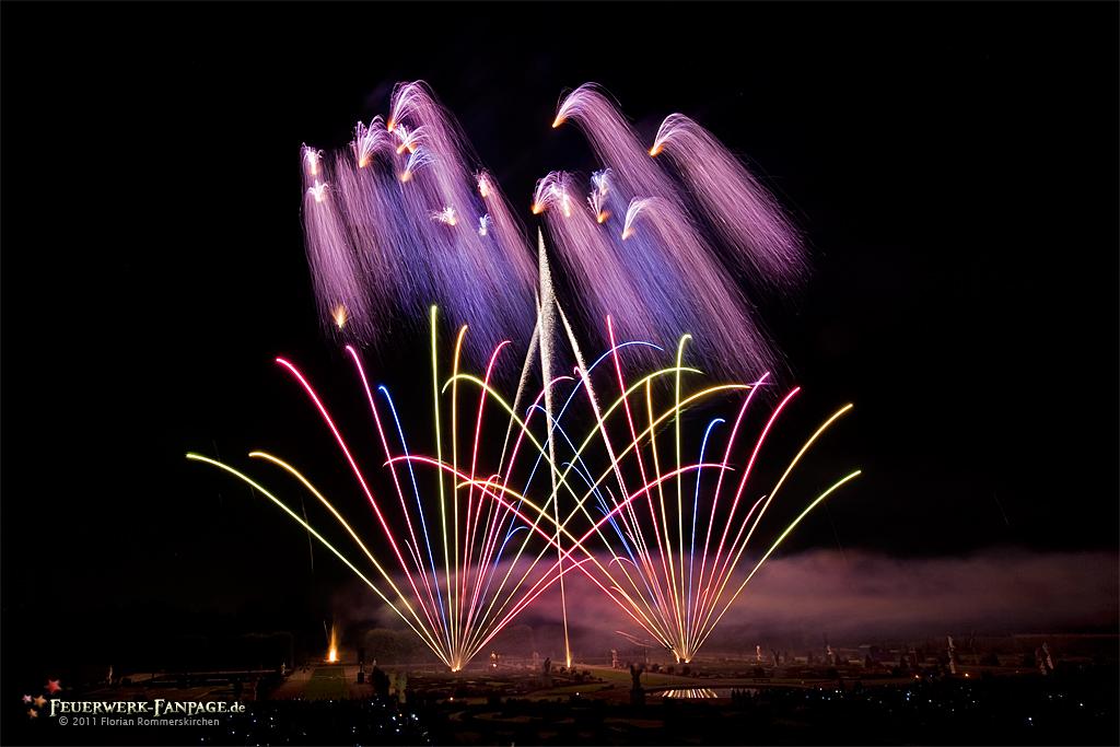 Feuerwerkswettbewerb in Hannover 2011: Mexiko, Pirotecnia Reyes