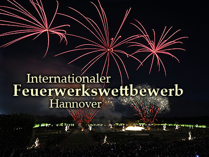 Read more about the article Feuerwerkswettbewerb Hannover 2010: Schweden, Göteborgs FyrverkeriFabrik