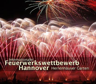 Feuerwerkswettbewerb Hannover 2006: Kanada, Starlite Pyrotechnics