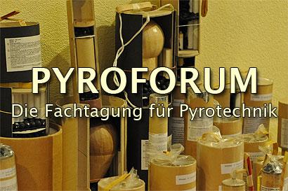 PYROFORUM Haltern am See 2010