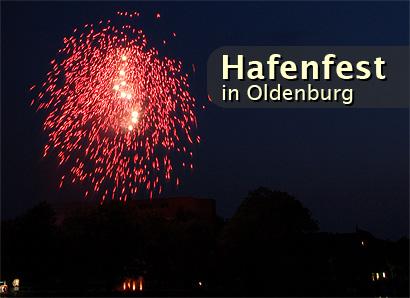 Hafenfest in Oldenburg
