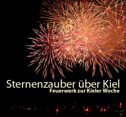 Read more about the article Kieler Woche Feuerwerk, Sternenzauber über Kiel, Segler Feuerwerk