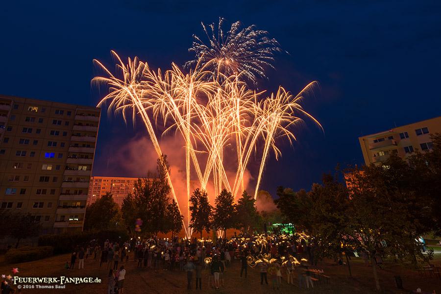 40 Jahre Erste Marzahner Wohngenossenschaft Hof- und Kinderfest