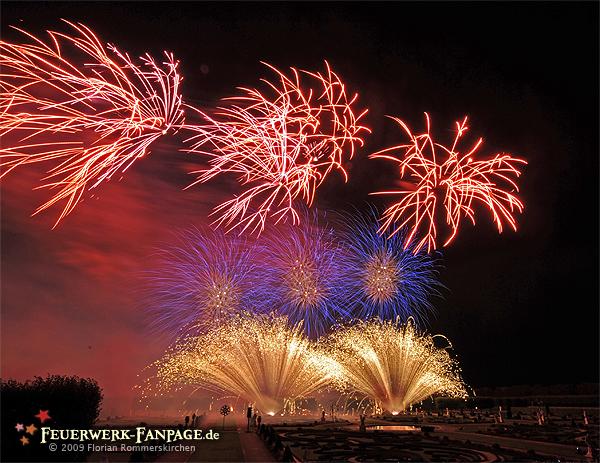 Feuerwerkswettbewerb Hannover 2009: Malta Fireworks