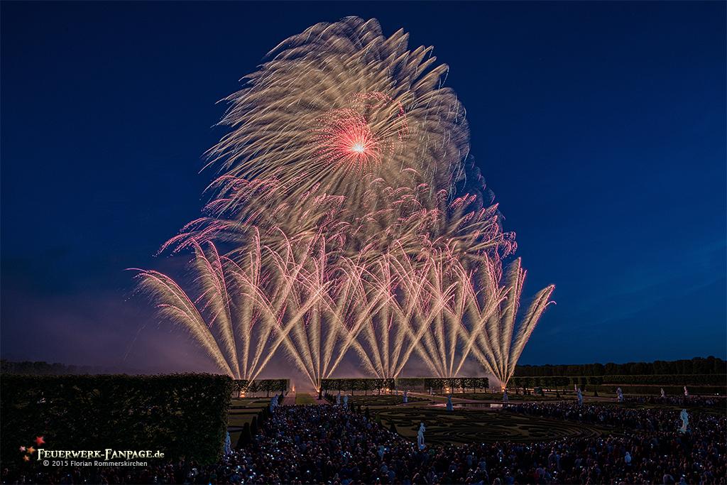 Feuerwerkswettbewerb in Hannover 2015 - Spanien, Ricardo ...