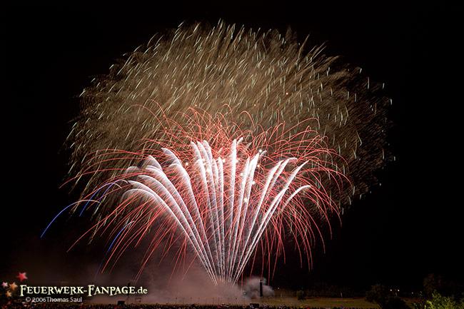 Feuerwerkersinfonie Potsdam 2006
