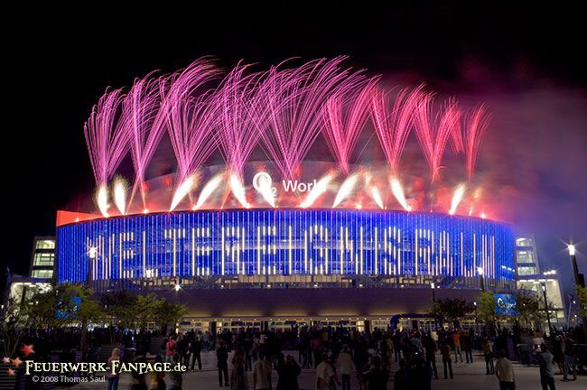 Read more about the article Eröffnung der O2 World in Berlin