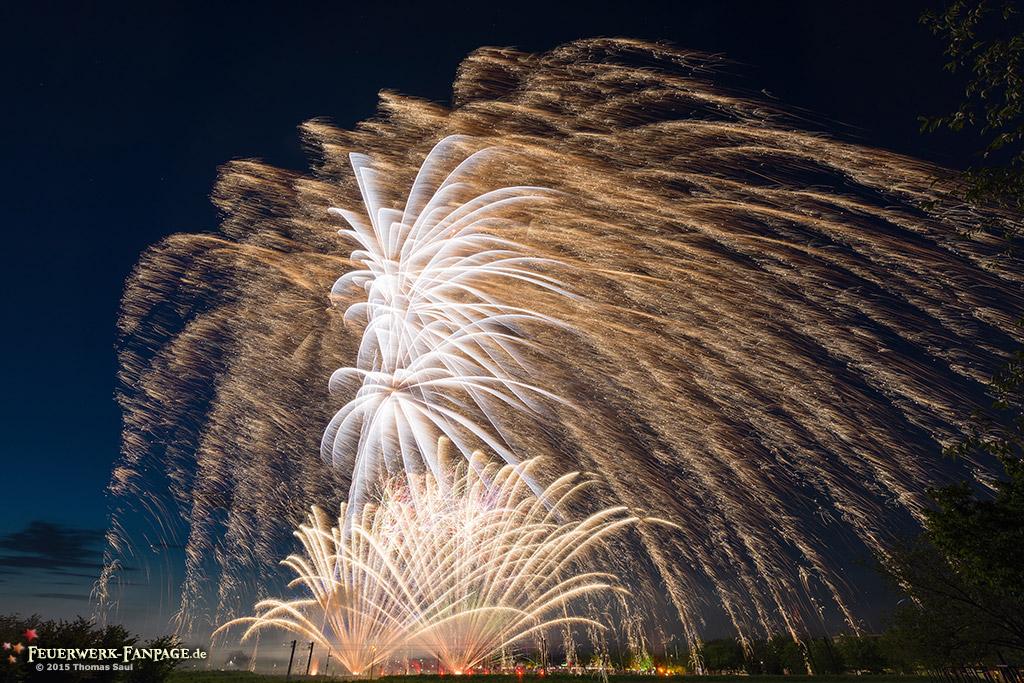 Feuerwerkersinfonie Potsdam 2015