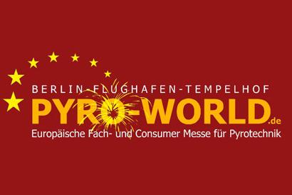 Pyro World 2011, Berlin Tempelhof, Fach- und Consumer Messe für Pyrotechnik und Feuerwerk