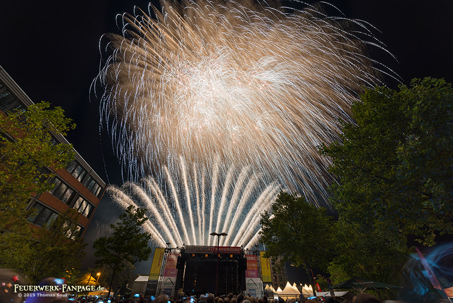 Stadtfest in Teltow 2019