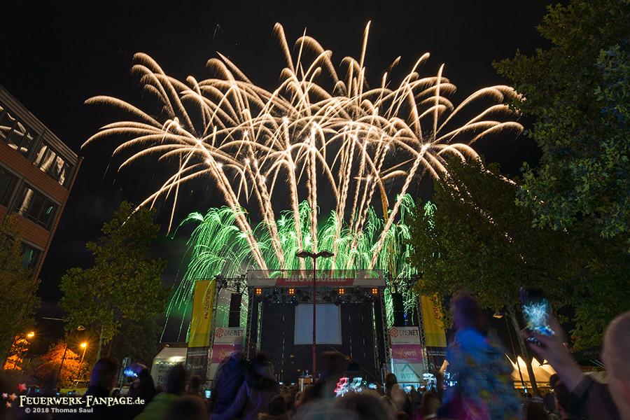 Stadtfest in Teltow 2018