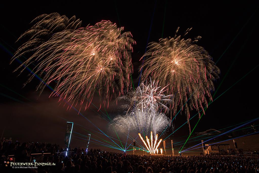 Pyro Games 2016 im Heide Park Soltau