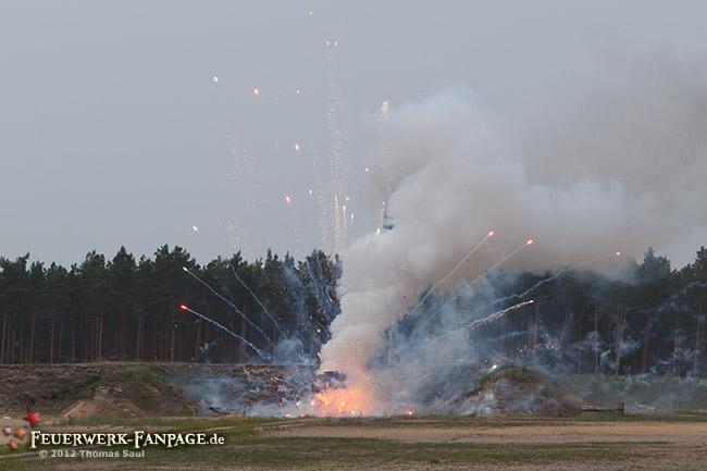 7. Infoveranstaltung der BAM Sprengstoffe und Pyrotechnik