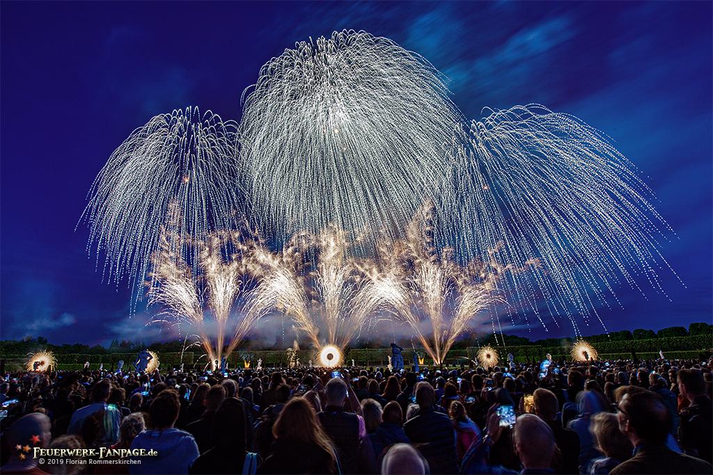 Hannover – 30. Internationaler Feuerwerkswettbewerb, Team Asien
